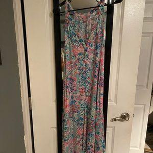 Luliana Maxi Dress